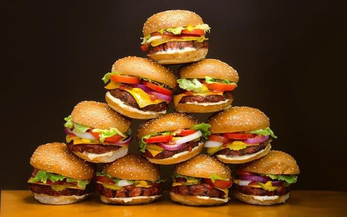 10 maneras de comer comida rápida sea menos perjudicial