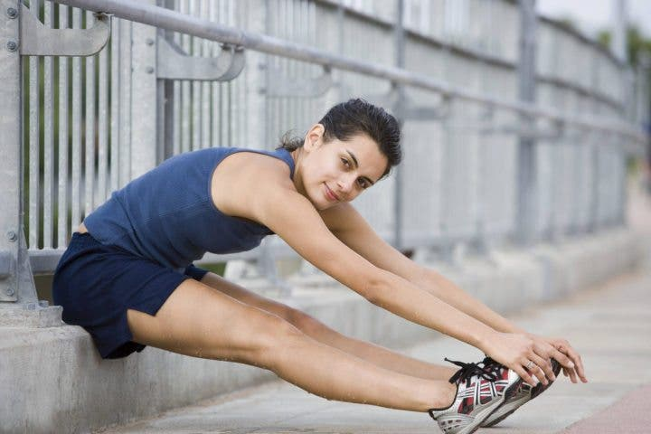 Cómo prevenir un desgarro muscular
