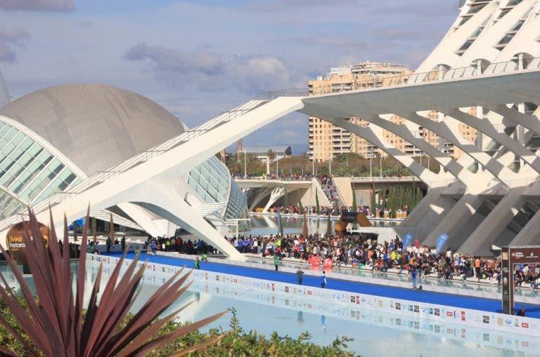 Rutas de running en España