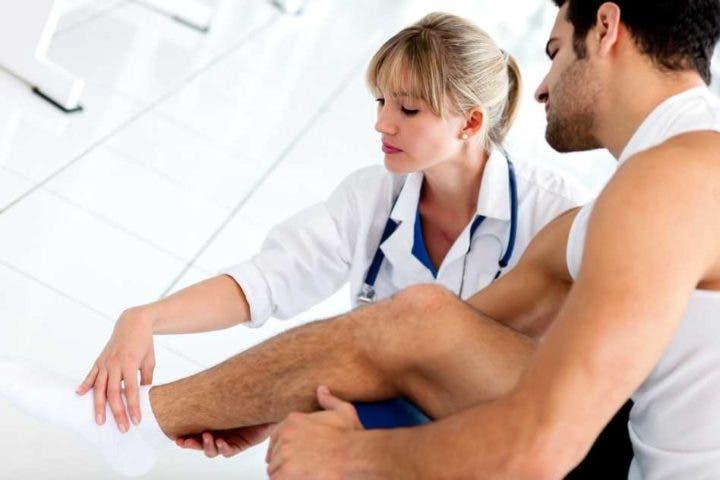 Tratamientos para el desgarro muscular