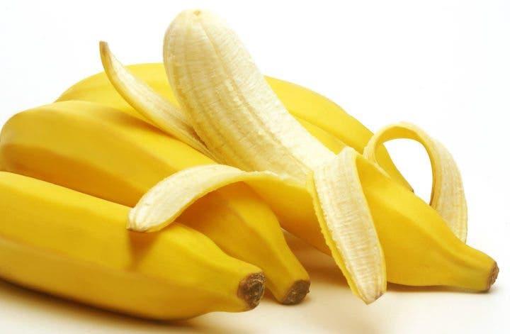 Las bananas son un buen snack para correr una maratón