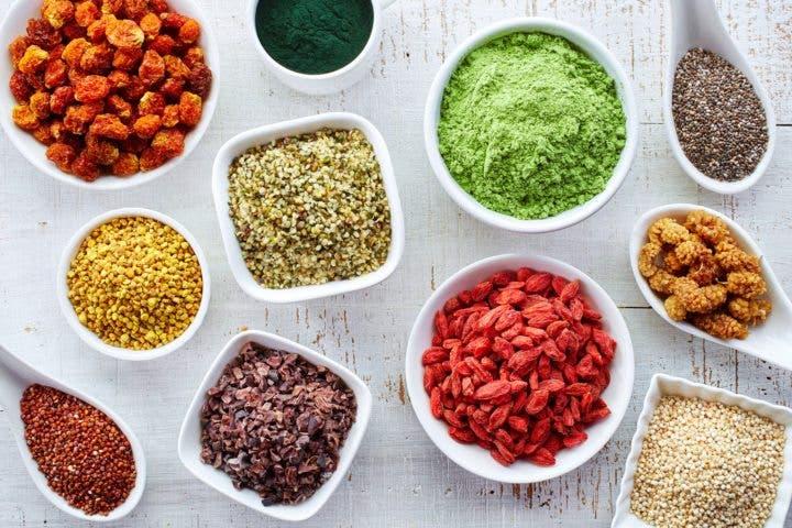 Alimentos altamente nutritivos