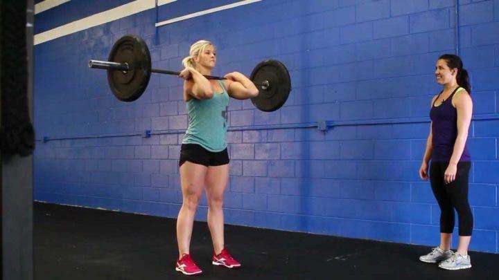 Fase excéntrica en los ejercicios de CrossFit