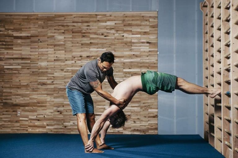 Gimnasia entrenamiento for Ejercicios de gimnasia