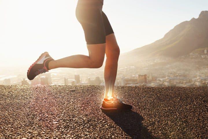 Entrenamiento de pies para runners