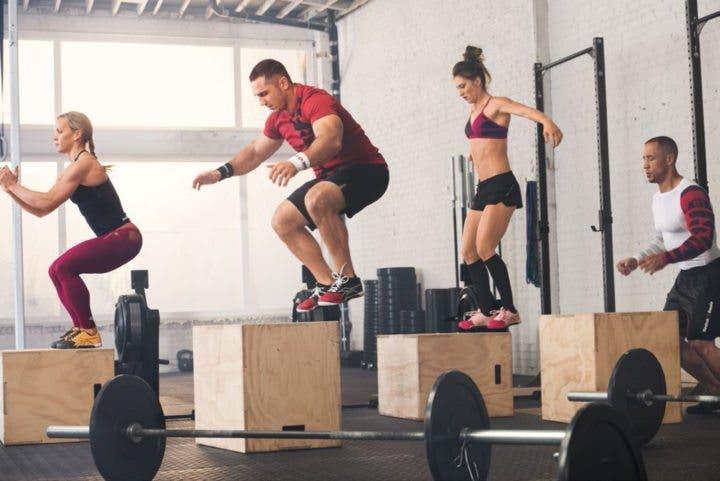 Cómo entrenar la fase excéntrica de los ejercicios de CrossFit