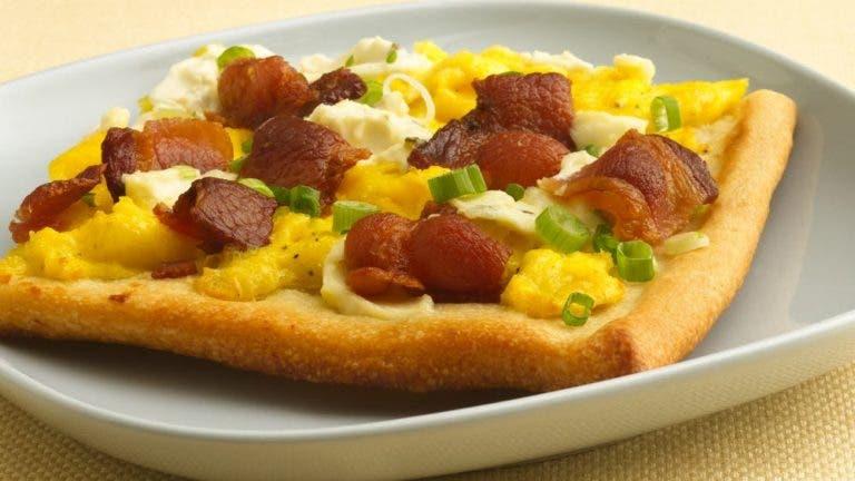 Recetas de pizza saludables
