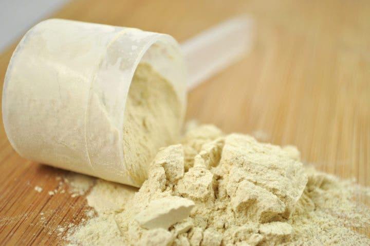 Beneficios de la proteína de arroz integral