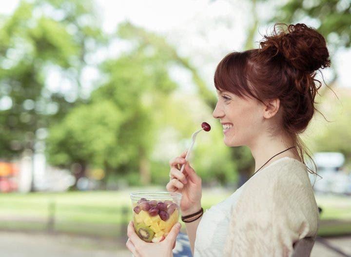 Los mejores snacks para acelerar el metabolismo