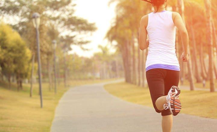 Ventajas de correr al aire libre