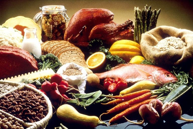Los 10 mejores alimentos para rebajar los niveles de colesterol