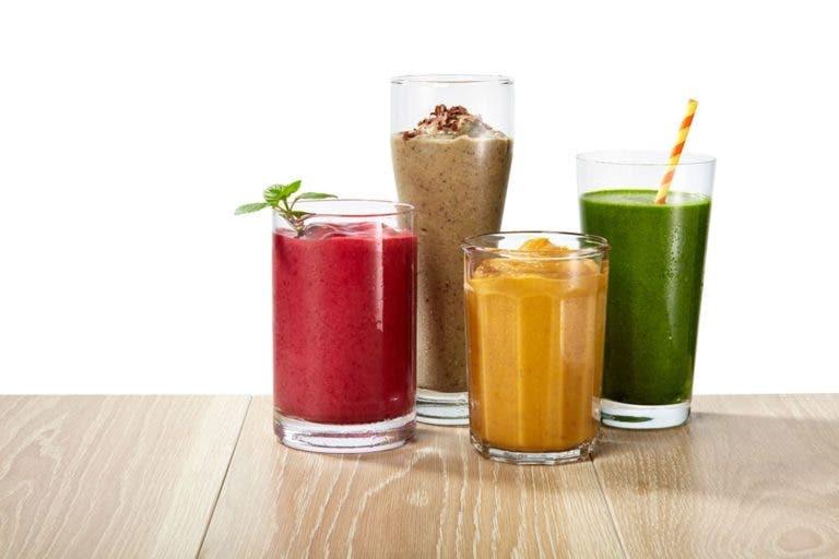 12 ingredientes ideales para tu smoothies pos-entrenamiento