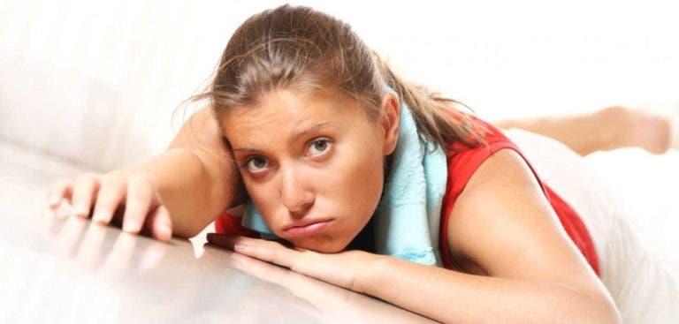 síntomas del sobreentrenamiento