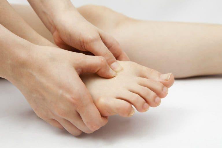 Aliviar los dolores de pies en running