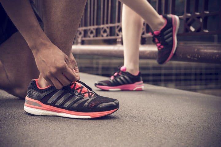 elección zapatillas para maratón
