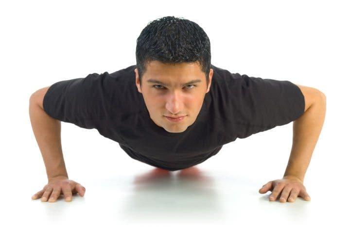Entrenamiento isométrico para aumentar tu fuerza