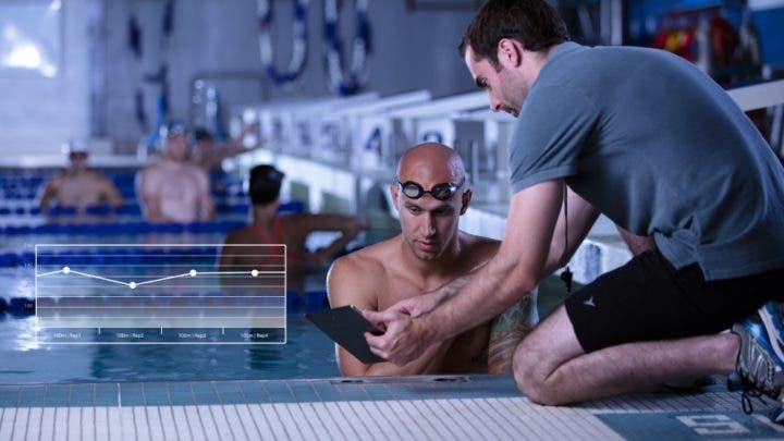Cómo evaluar el desempeño de un nadador