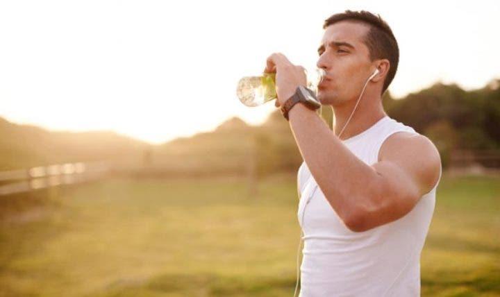 ¿Cómo hidratarme en los entrenamientos de maratón?