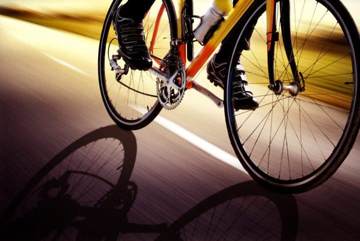 Medidores de potencia para calcular calorías gastadas en ciclismo
