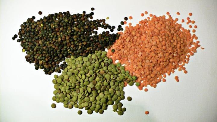 Las legumbres pueden rebajar el colesterol