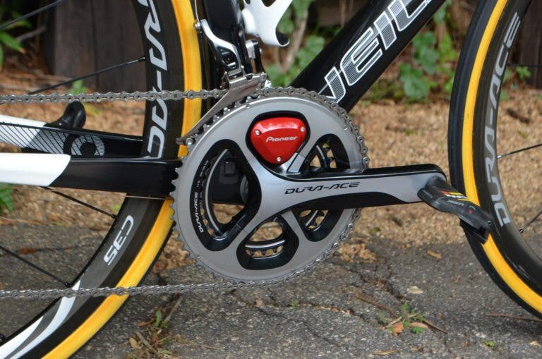 razones para adquirir un medidor de potencia en el ciclismo