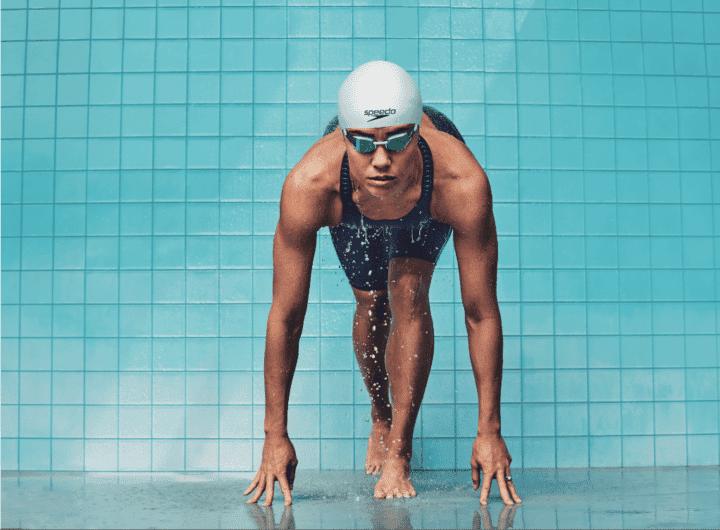 Cómo establecer metas positivas en natación