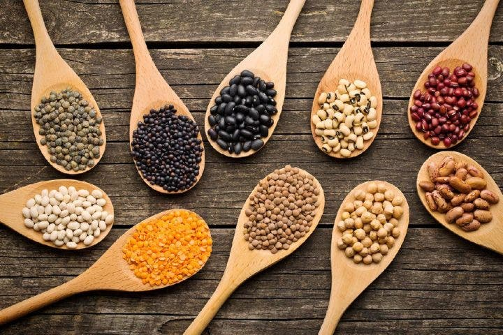 Cómo combinar proteínas de origen animal y vegetal