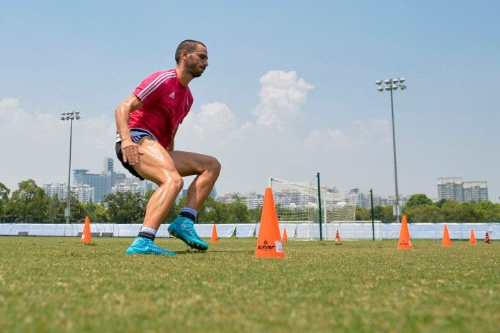 ¿Cómo estructurar un entrenamiento de agilidad?