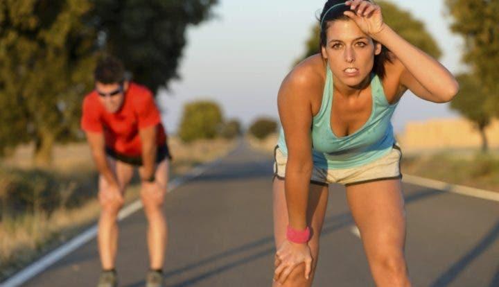 Evitar el sobreentrenamiento al entrenar para una maratón