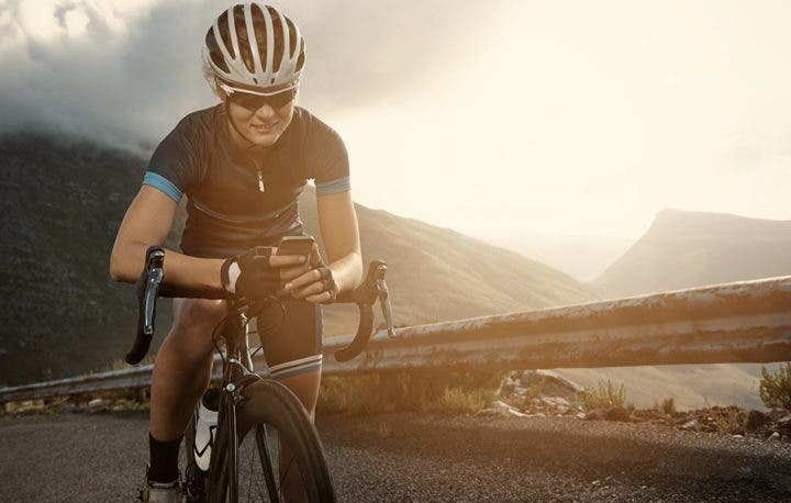 Cómo medir las calorías gastadas en ciclismo
