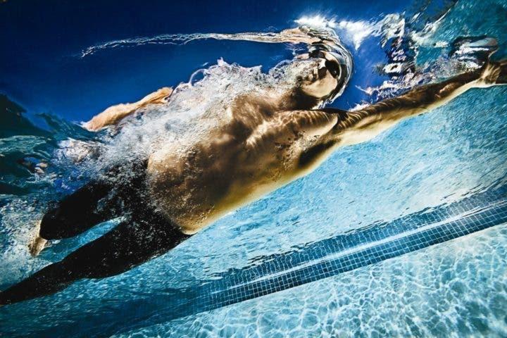 Consejos para nadar en una piscina olímpica