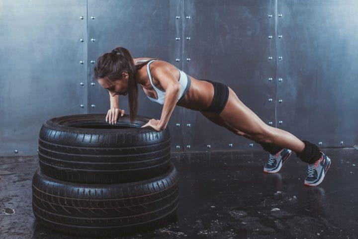 El entrenamiento HIIT definitivo para ganar fuerza