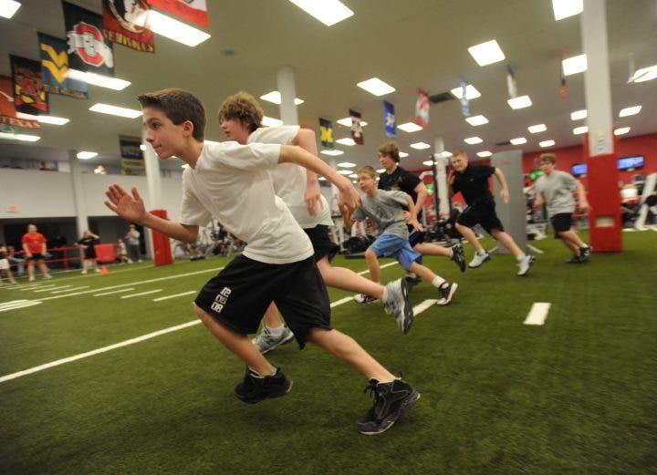 ¿Cómo programar entrenamientos de velocidad para futbolistas?