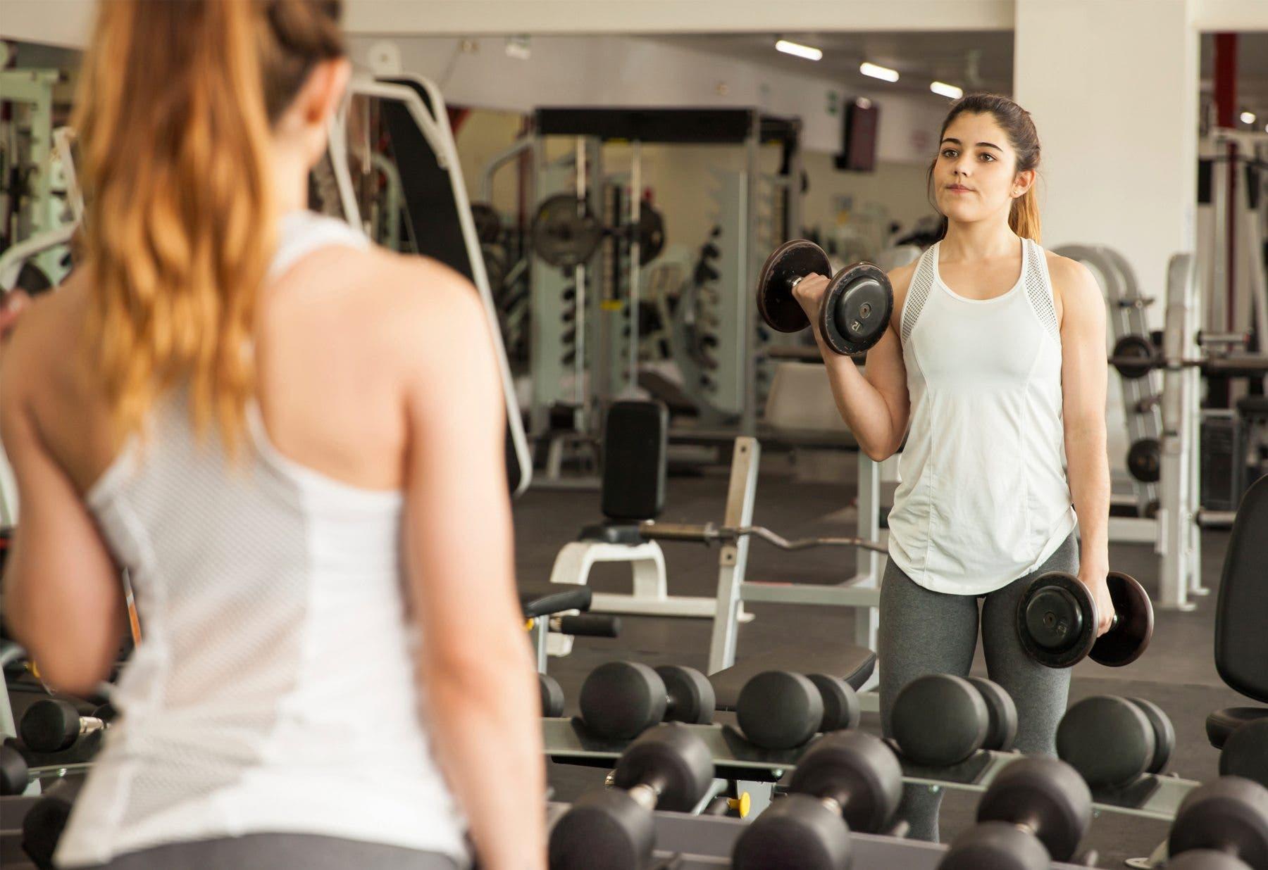 6 cosas que debes saber al empezar a ir al gimnasio for Entrenamiento gimnasio