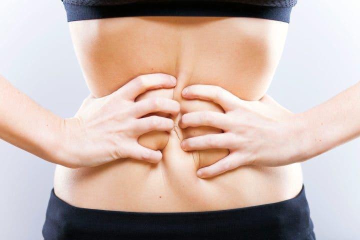 El gluten provoca distensión abdominal