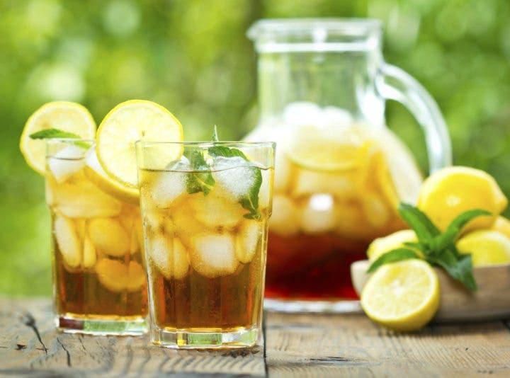 Alternativas a las bebidas azucaradas