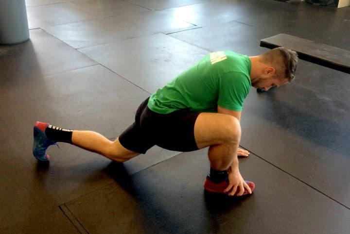 Cómo calentar antes de una rutina full-body