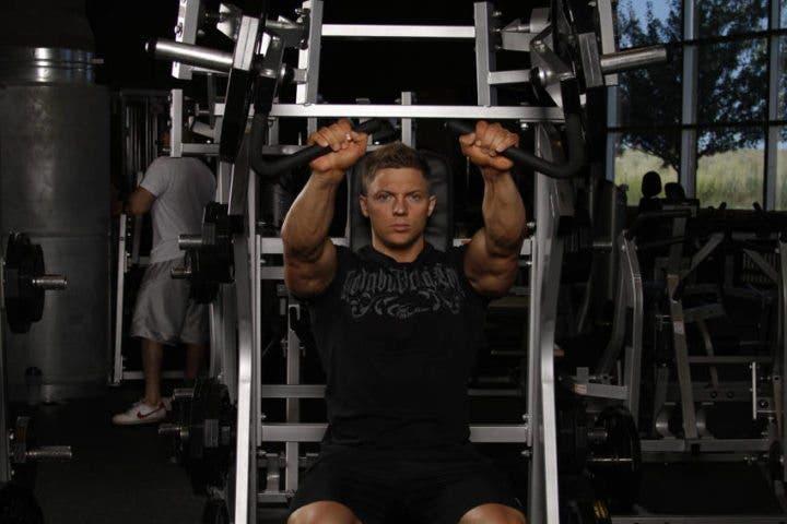 Mejorar el crecimiento muscular en el gimnasio