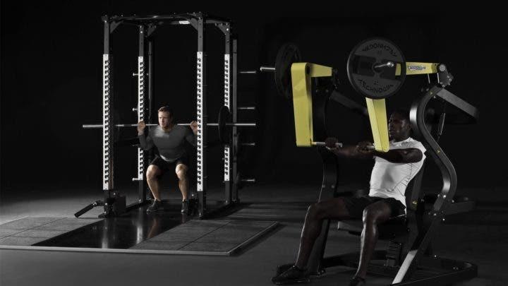 Qué aparatos de gimnasio son mejores