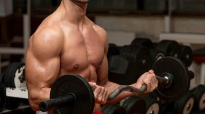 El mejor entrenamiento de brazos