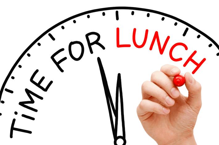 ¿Cómo aprovechar tus horas de almuerzo y tener éxito?