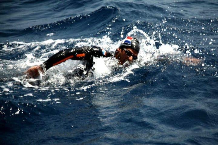 Riesgos de la natación en aguas abiertas