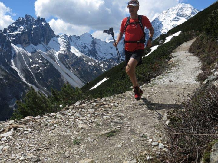 Adaptación al running en altura