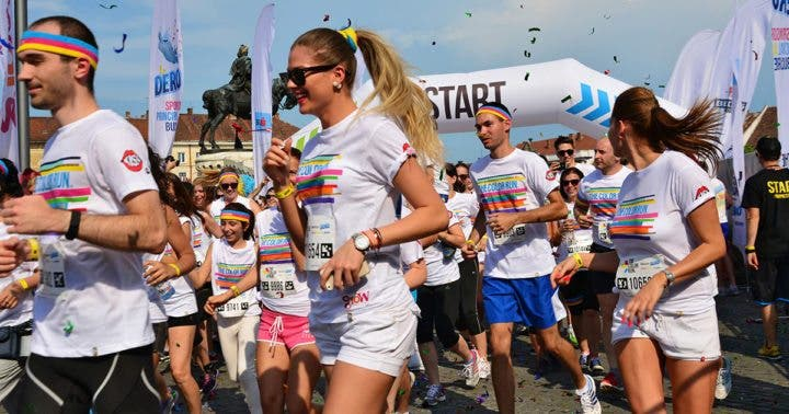 Cómo afrontar una carrera internacional de running
