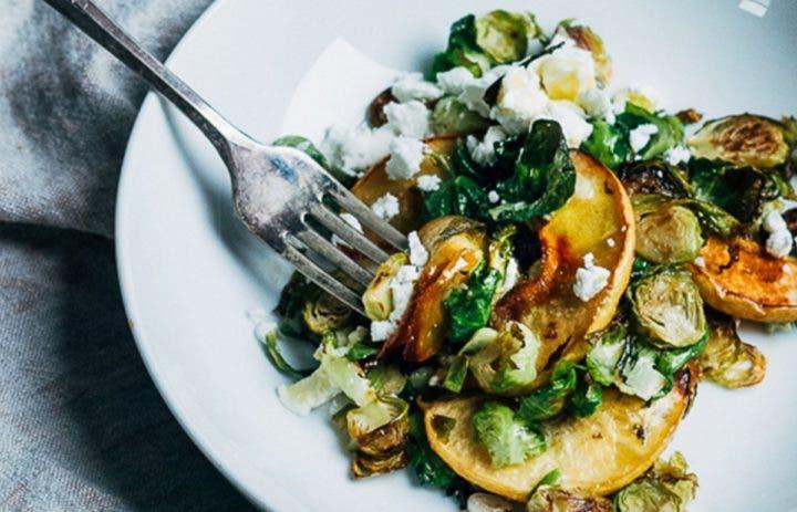 Las mejores recetas de ensaladas calientes