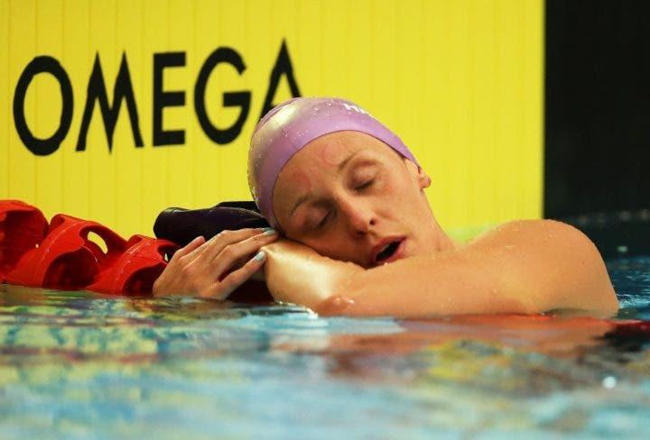 Cómo mejorar tus pensamientos al entrenar en natación