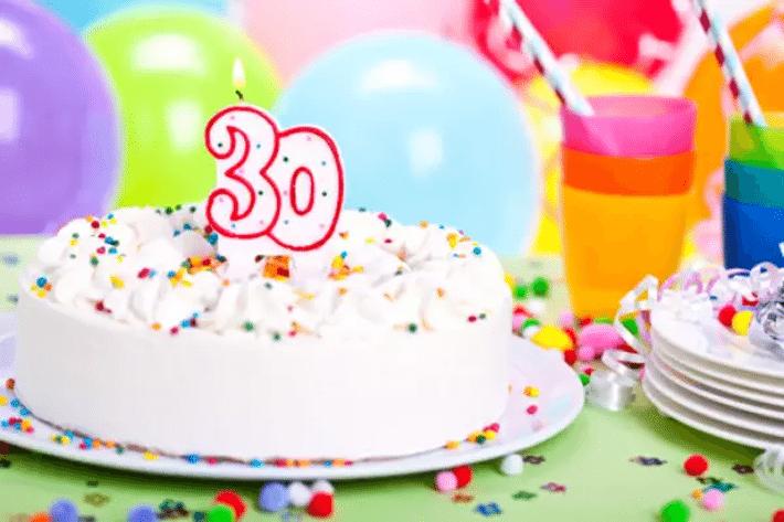 ¿Qué es lo mejor de cumplir 30 años?