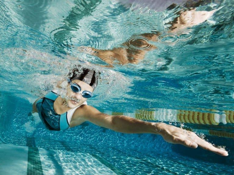 Frases motivantes para nadadores