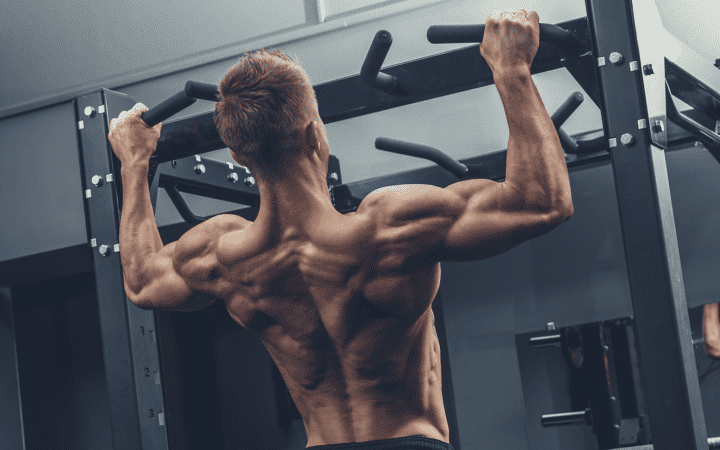 Crear músculo con peso corporal