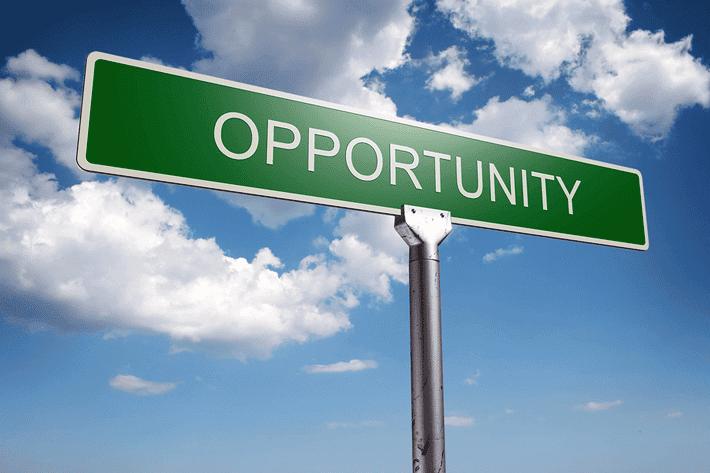 Aprovechar las oportunidades allá donde se presenten